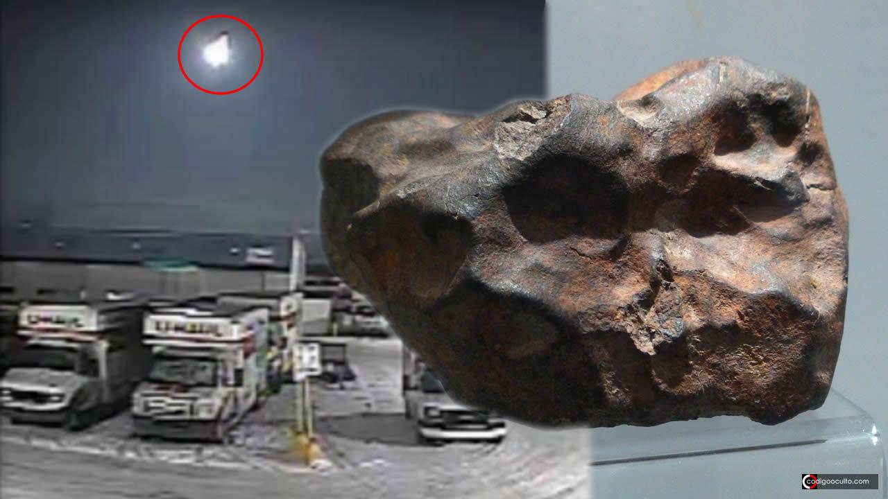 Meteoro que cayó a la Tierra contiene «compuestos orgánicos extraterrestres prístinos», dicen científicos