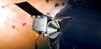 EN VIVO: nave espacial OSIRIS-REx desciende sobre el asteroide Bennu