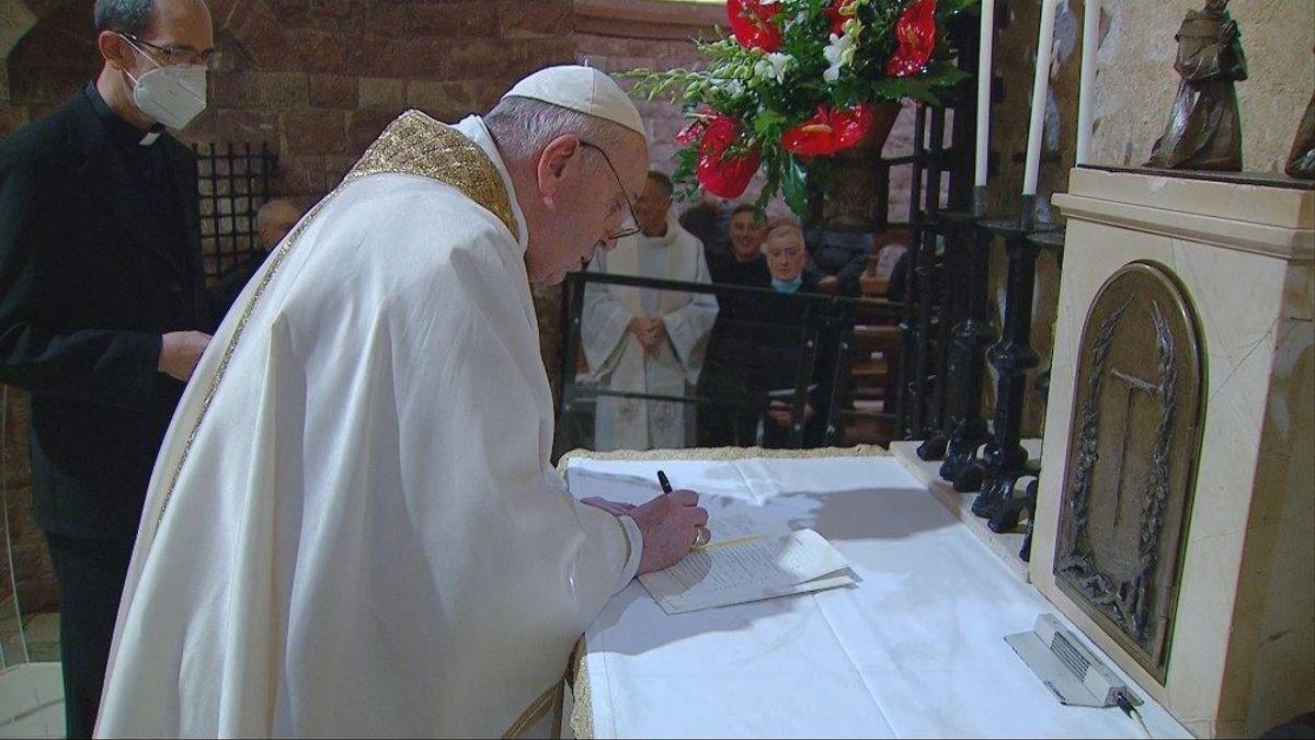 Papa Francisco: «capitalismo de mercado ha fracasado», se necesita un Nuevo Orden político y social en el mundo post-pandemia