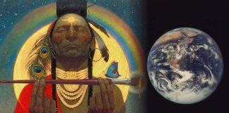 Profecía de los «Guerreros del Arco Iris» y el futuro de la Tierra: «Regresa a lo elemental y empezar de nuevo»
