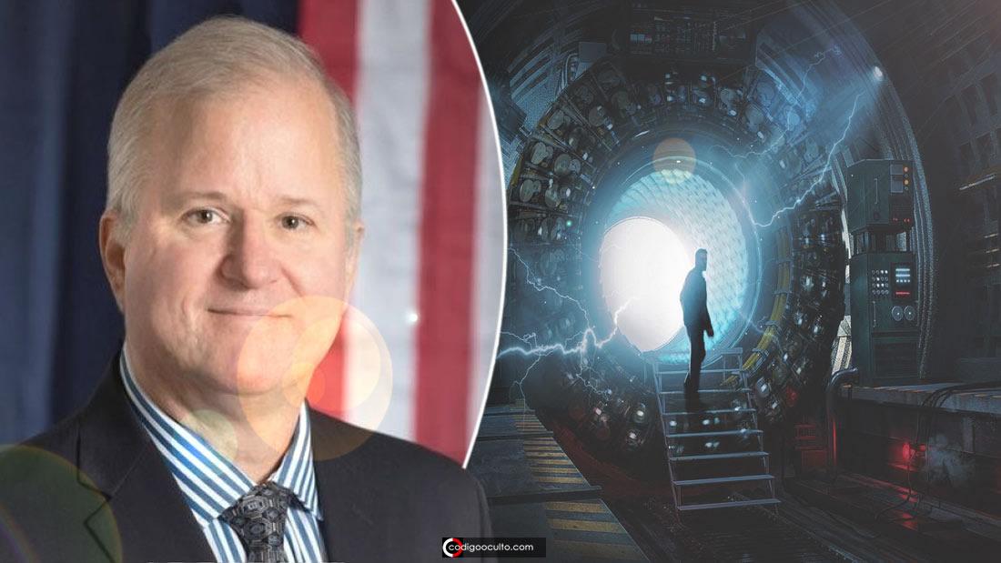 Proyecto Pegasus: informante afirmó haber sido teletransportado a Marte y viajar al pasado