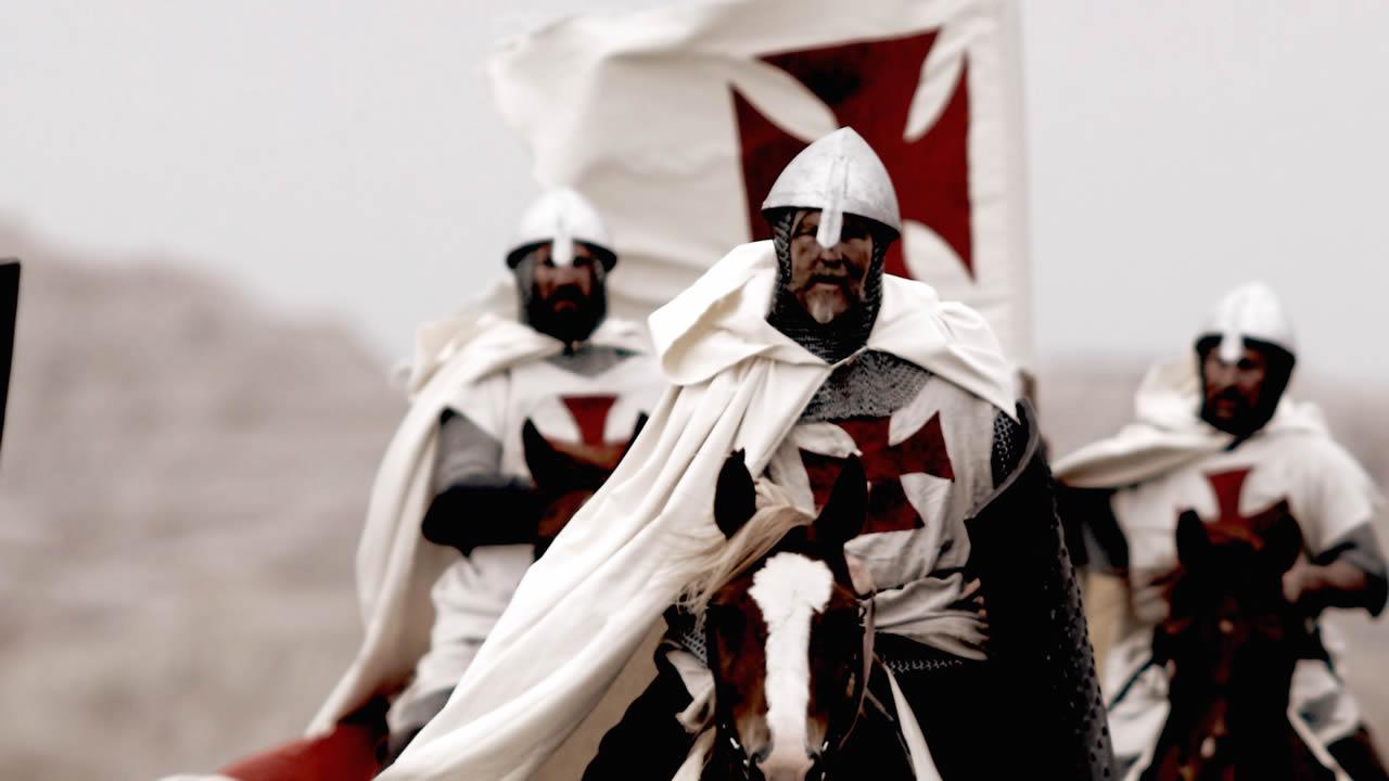 El Santo Grial, los Caballeros Templarios y los túneles secretos en Polonia