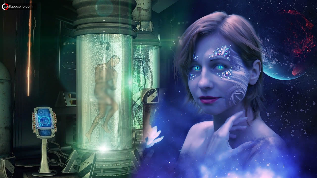 Seres Lux: ¿una raza alienígena parásita viviendo en la Tierra? (VÍDEO)