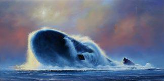 Belgorod 604ft: el submarino nuclear ruso capaz de crear tsunamis con olas de 100 metros