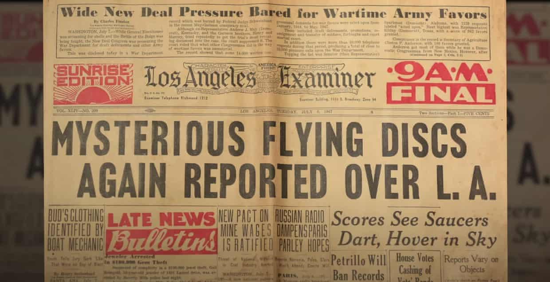 The Phenomenon: nuevo documental revela 70 años de complot OVNI