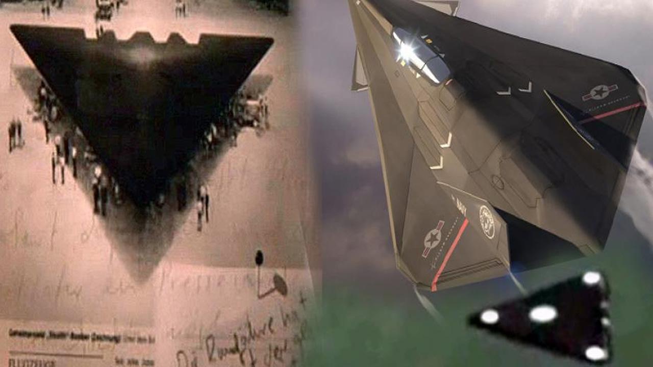 TR-3B son vistos en todo el mundo. ¿Quién los está dirigiendo? (VÍDEO)