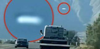 Presencian una «nave» Tic-Tac de 21 metros muy cerca del Área 51