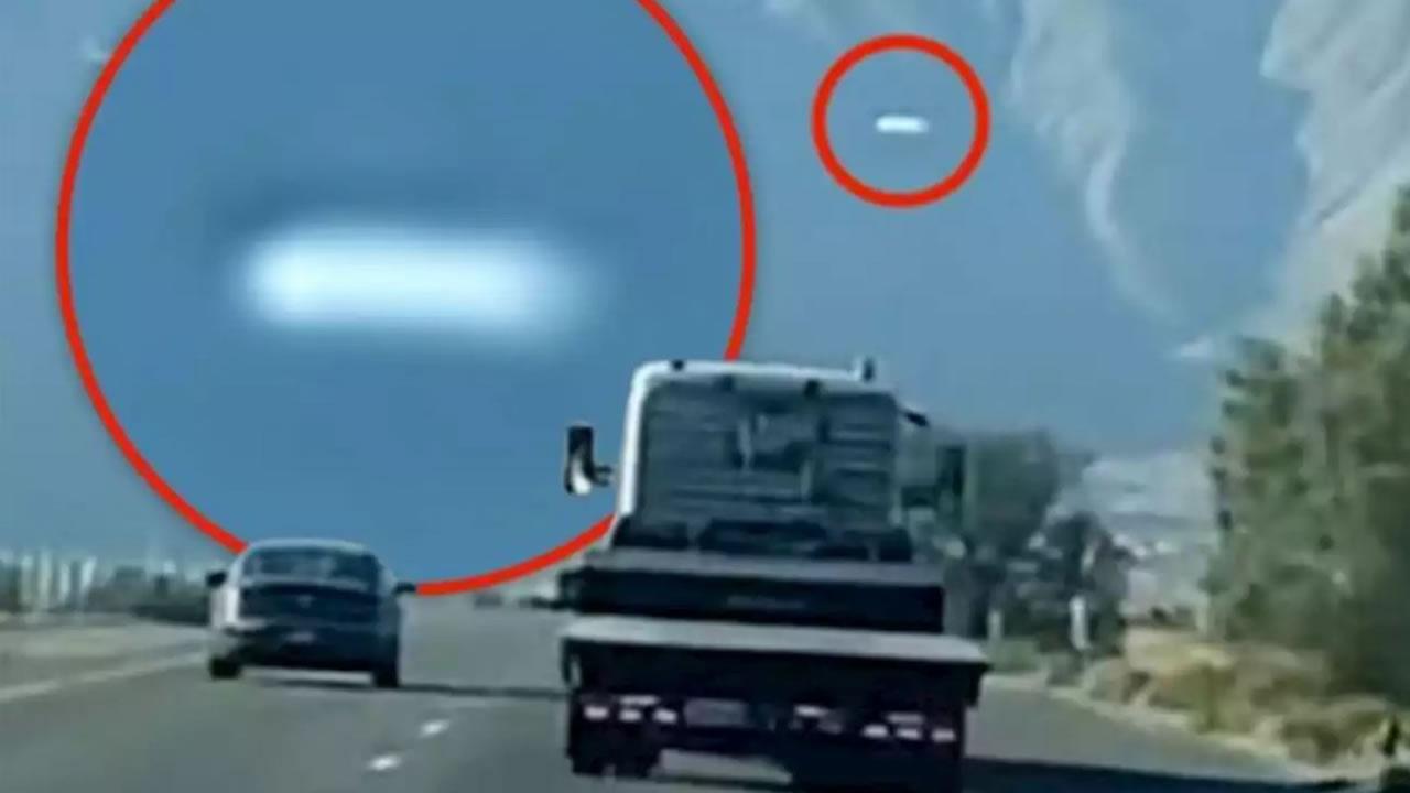 Presencian una «nave» Tic-Tac de 21 metros muy cerca del Área 51 (VÍDEO)