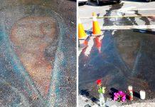 México pide un milagro: Retrato en tiza de Virgen María reaparece luego de 13 años en Guadalupe