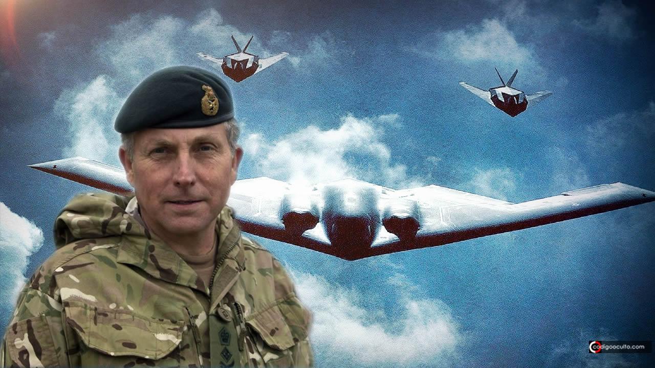 Jefe militar del Reino Unido advierte posible amenaza de una Tercera Guerra Mundial