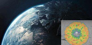 Nuevamente una ENORME anomalía aparece en radar sobre México