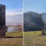 Aparece otro «monolito» similar al de Utah, pero ahora en Rumania