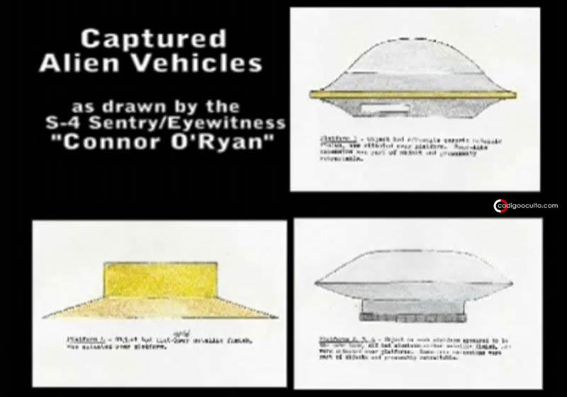 Seal de la Marina reclutado por la CIA reveló haber custodiado platillos voladores en el Área 51