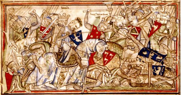 La enigmática Bandera de Hadas del clan MacLeod y sus legendarios poderes protectores