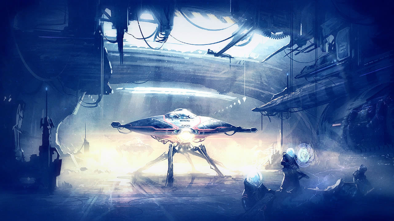 Blue Room: custodiado lugar que contendría naves y seres alienígenas (VÍDEO)