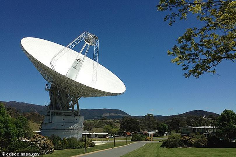 NASA reestablece contacto con la nave espacial Voyager 2 a 18.000 millones de kilómetros