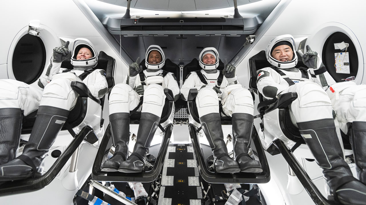 EN VIVO: Lanzamiento de misión Crew-1 de SpaceX rumbo a la Estación Espacial Internacional