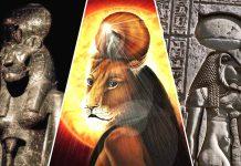 """Sejmet: la poderosa, temida e invencible """"diosa madre"""""""