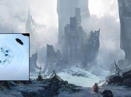 La Historia debe ser reescrita: una enorme estructura hallada en la Antártida