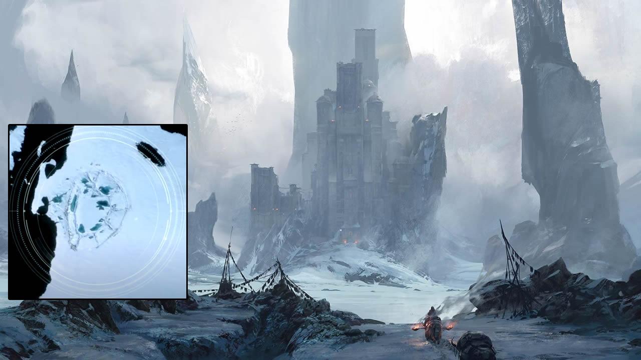 La Historia debe ser reescrita: una enorme estructura hallada en la Antártida (VÍDEO)
