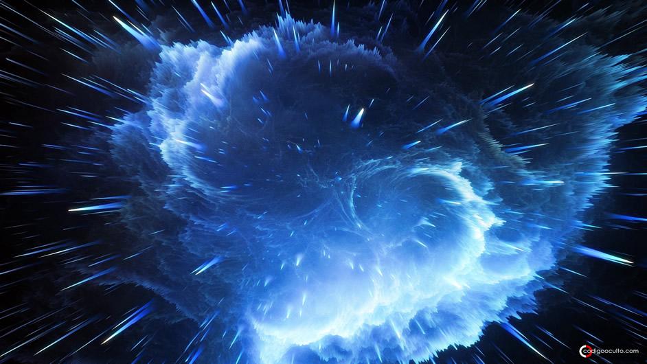 Astrónomos informan una potente explosión ocurrida en el espacio