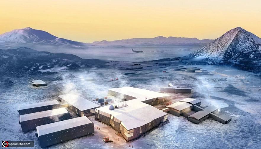 Ex funcionario de la Marina de EE. UU. reveló presencia de extraterrestres en la Antártida