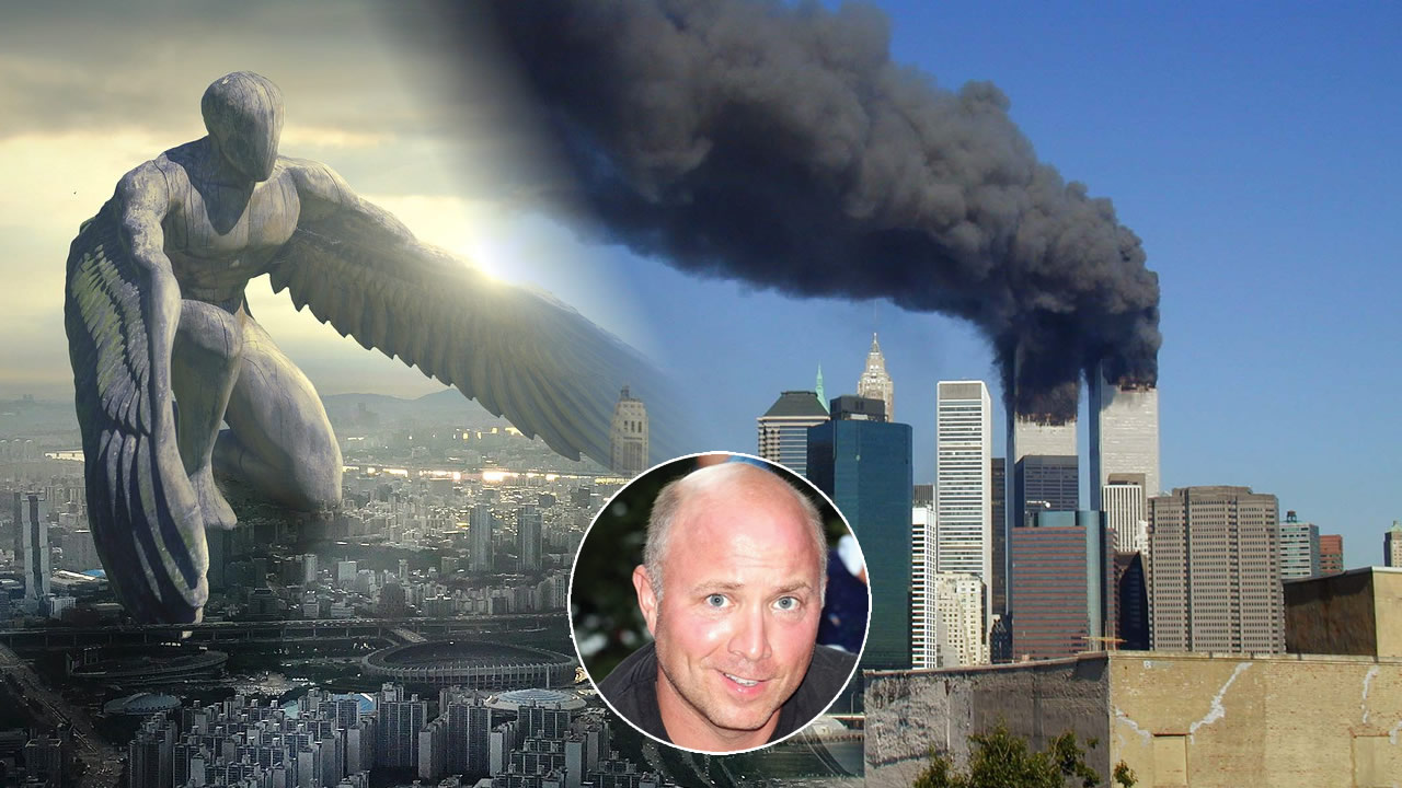 Sobreviviente del 11-S: «Un ángel me guió para escapar de las Torres en llamas». Factor del Tercer Hombre (VÍDEO)