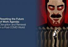 «Interrupción y renovación del mundo post-COVID» - Proyecto Agenda «Gran Reinicio» del Foro Económico Mundial