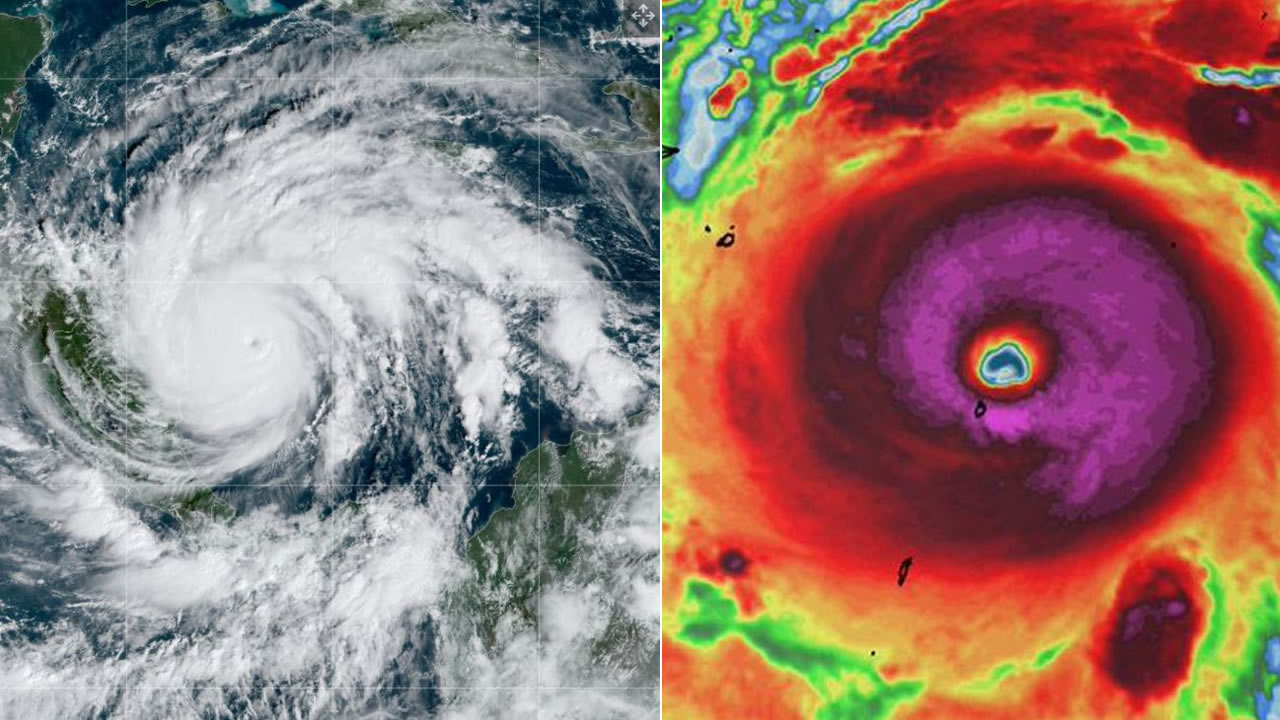 Catastrófico huracán Iota de categoría 5 amenaza a Honduras y Nicaragua