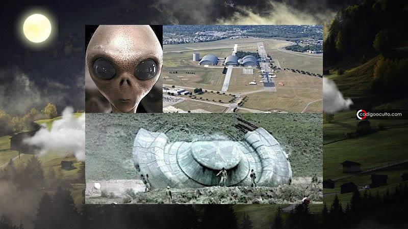 Ingeniero de la Fuerza Aérea: Existen túneles con cuerpos y naves alienígenas
