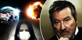 J. J. Benítez cree que la pandemia es un ensayo para lo que se avecina