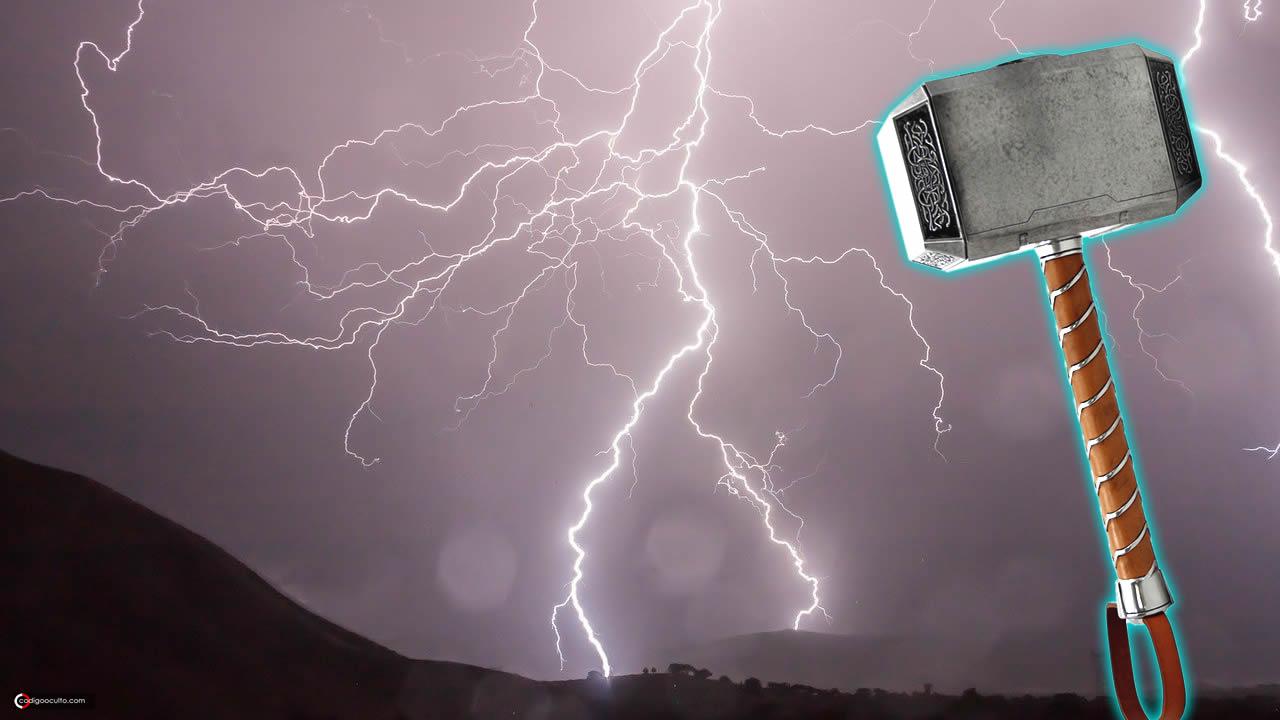 Martillo de Thor: Investigadores podrían usar láseres para guiar rayos a objetivos