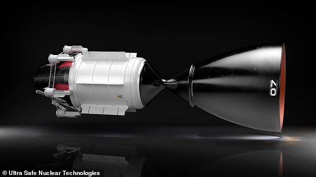El motor espacial que podría llevarnos a Marte en la mitad del tiempo