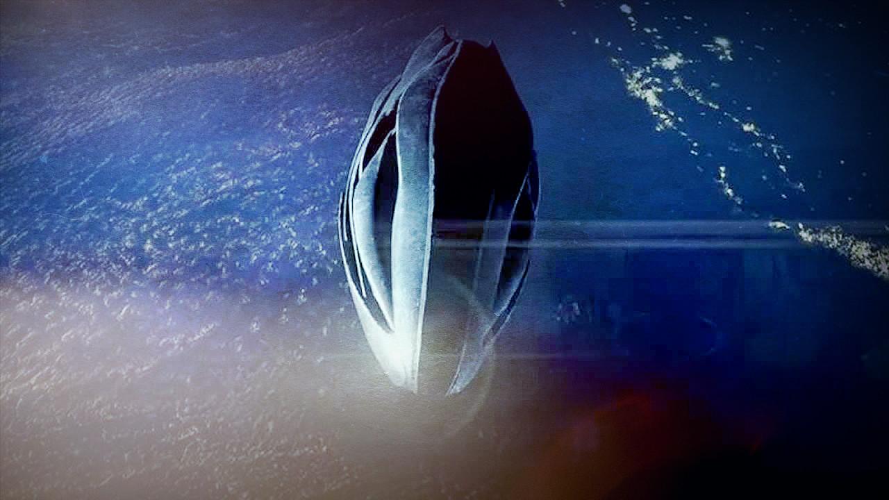 Extraño objeto capturado volando cerca de la Estación Espacial Internacional (VÍDEO)