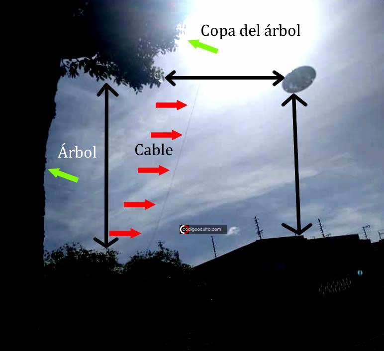 Lanzan fotografía de un supuesto «OVNI» en Maracaibo, Venezuela y despierta la polémica mundial