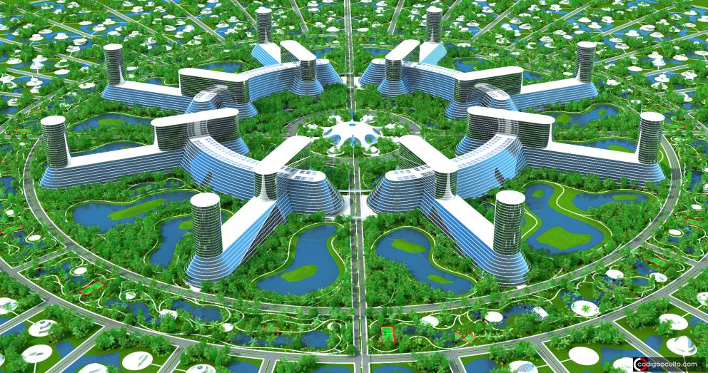 Proyecto Venus: la utopía de un «paraíso» en la Tierra usando tecnología