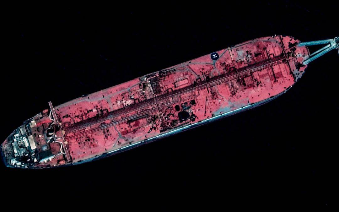 Catastrófico derrame de petróleo podría ocurrir en el Mar Rojo en cualquier momento