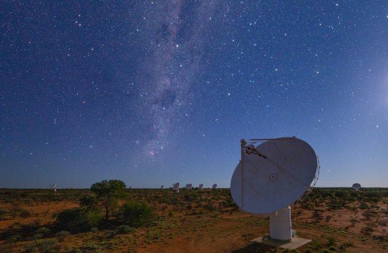Crean un «nuevo mapa del universo» con millones de galaxias, en tiempo récord
