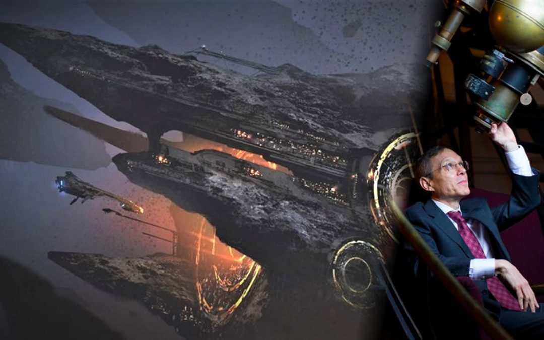 Astrónomo de Harvard dice que deberíamos buscar sondas alienígenas