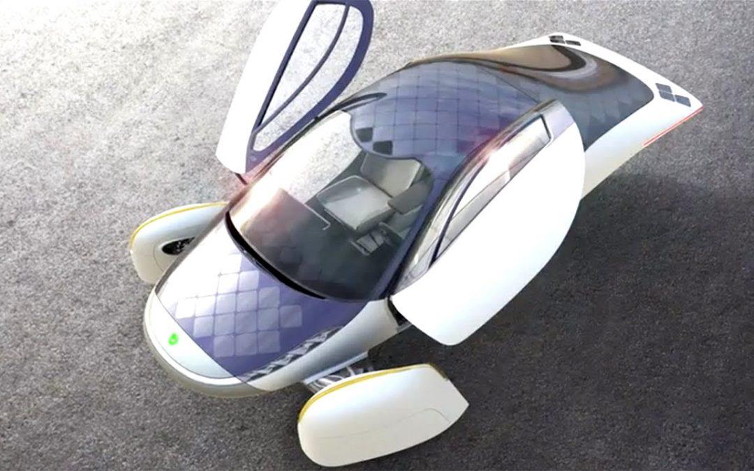 Compañía dice que su vehículo eléctrico no necesita recargarse nunca