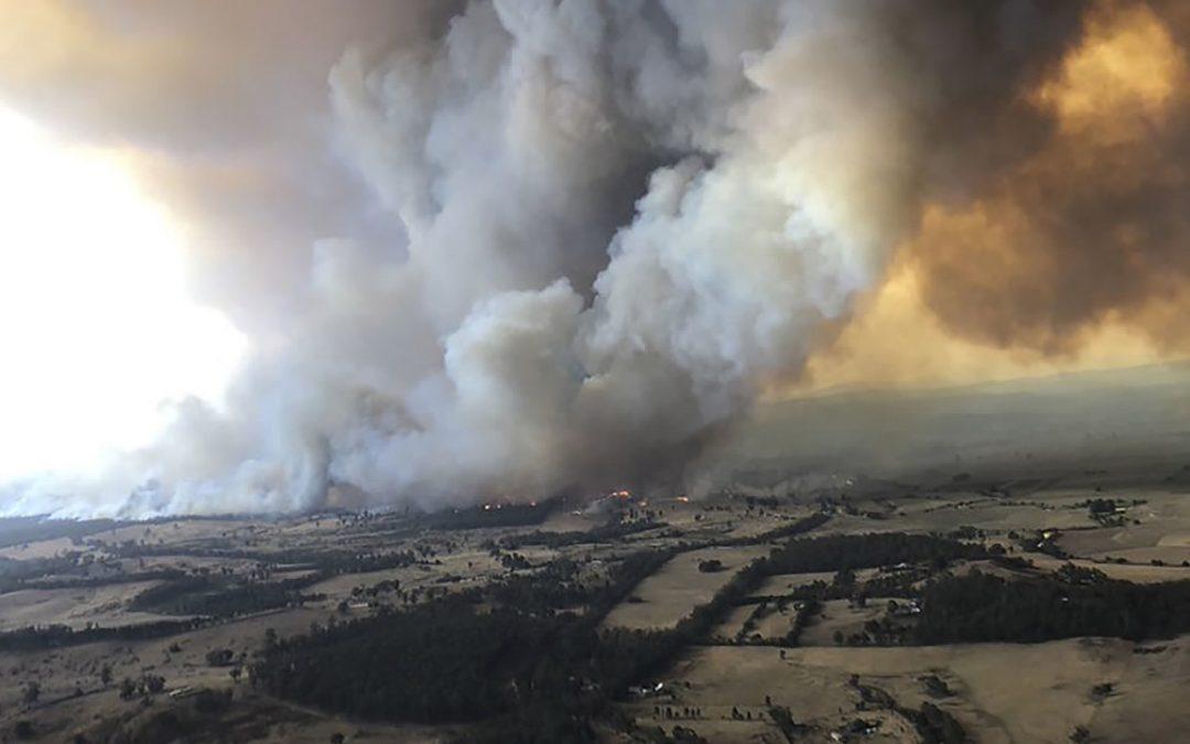 Científicos: «La Tierra advierte a la humanidad de una inminente catástrofe»