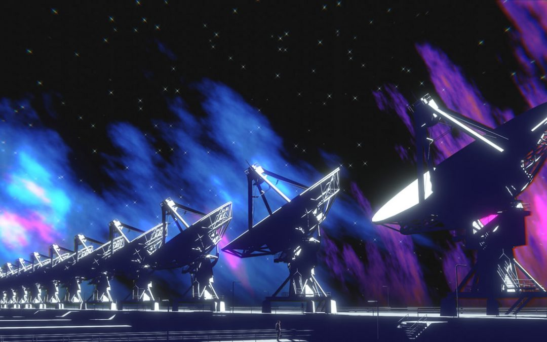 """Investigador de Cornell detecta primer posible """"mensaje"""" de radio desde un exoplaneta"""