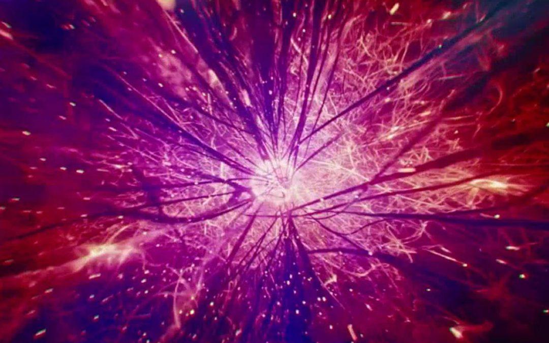 Detectan «escurridizo» filamento de 50 millones de años luz vinculado a la red cósmica