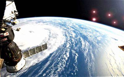 Reportan una «flota 150 objetos» no identificados en el espacio (VÍDEO)