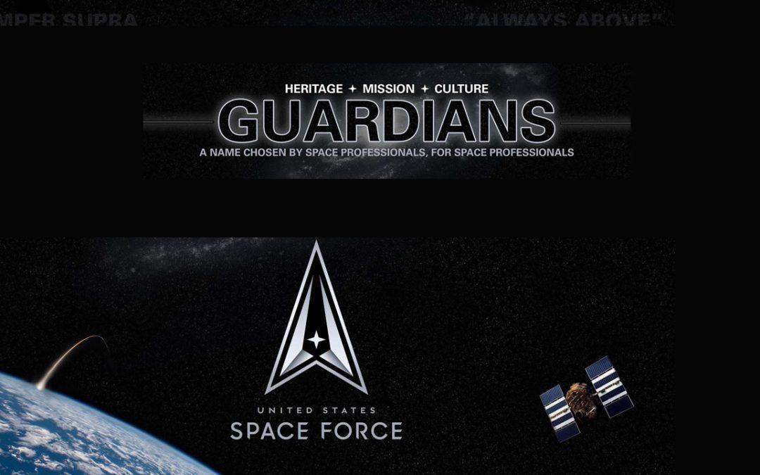 Miembros de la Fuerza Espacial ahora serán llamados «Guardianes»