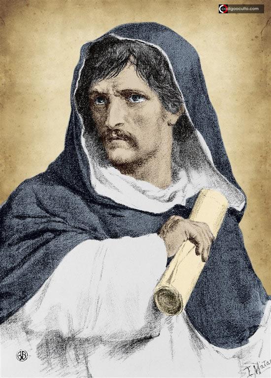 Giordano Bruno: filósofo condenado a la hoguera por la Inquisición por creer en la vida en otros mundos
