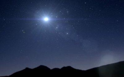 Esta noche: Cómo ver la «Gran Conjunción» de Júpiter y Saturno