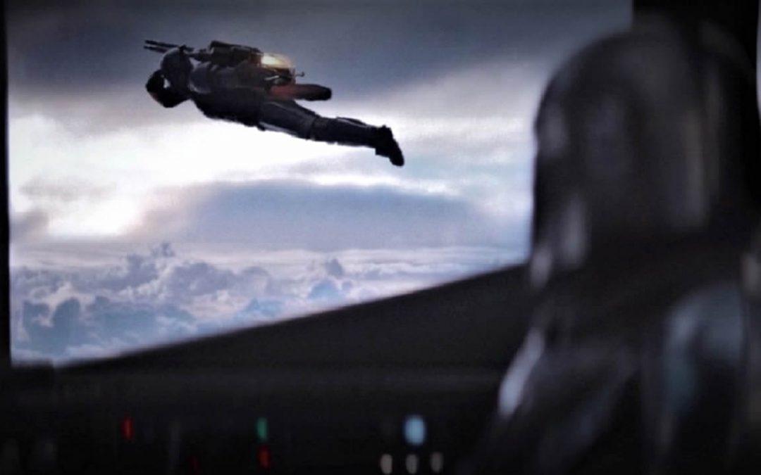 «Humanoide volador» en jetpack es visto nuevamente por pilotos (VÍDEO)