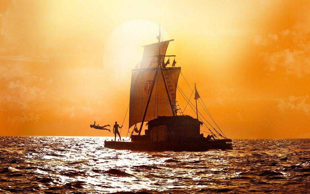 Thor Heyerdahl y la expedición Kon-Tiki: de Perú a Polinesia en una balsa (VÍDEO)