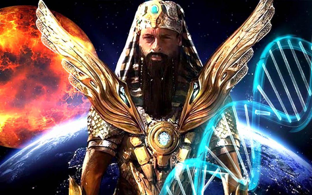 El Libro Perdido del dios Enki: Legado Anunnaki y los orígenes de la humanidad (VÍDEO)